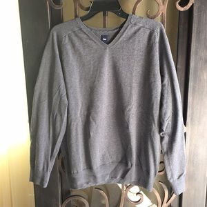 Men's gap v neck sweater